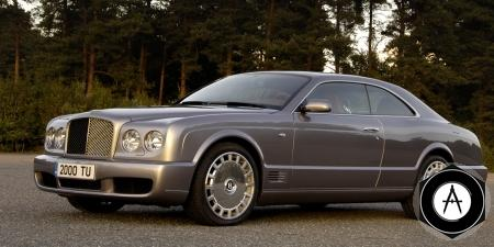 2008 Bentley Brooklands LE-купе