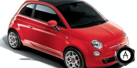 Fiat 500 super-mini
