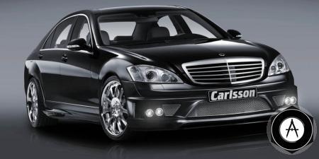 Mercedes-Benz S-Clas  тюнинг кит Carlsson RS