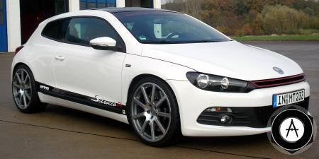 VW MTM Scirocco R