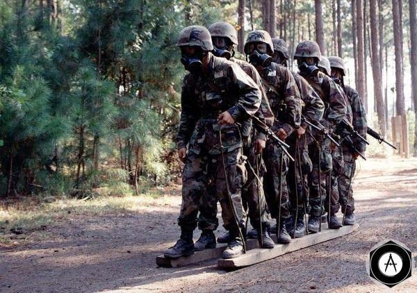Ать, два, лівой - армия, прикол, солдати