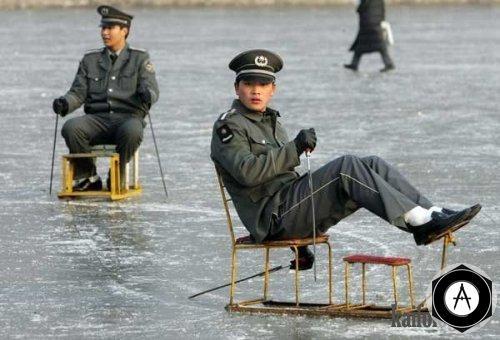 ледовый патруль