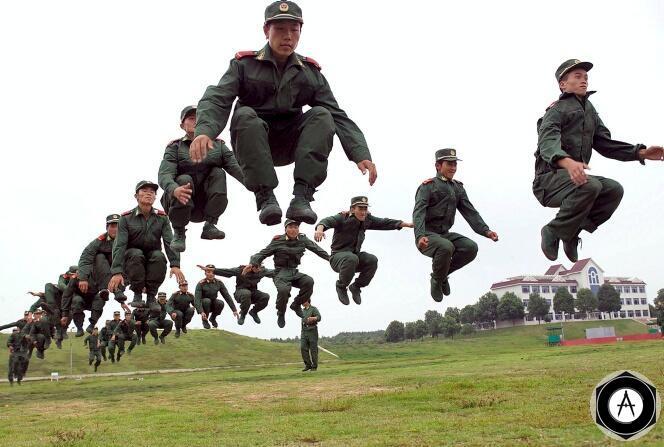 летающие китайцы