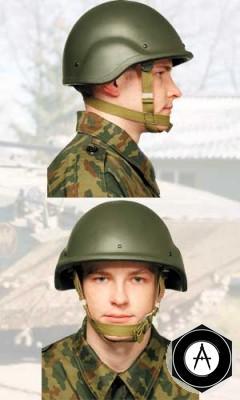 новая каска российской армии