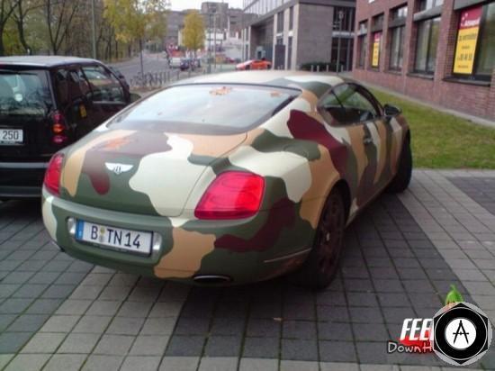 новейшая разработка армейского автомобиля