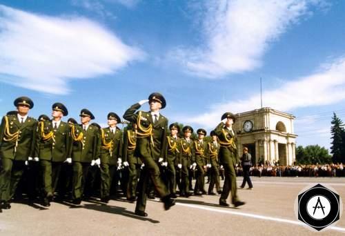 парадный марш