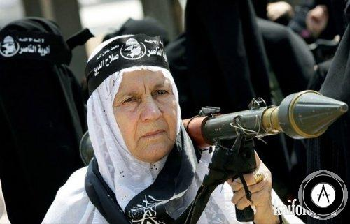 убойная бабушка