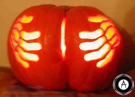Happy Halloween Ass