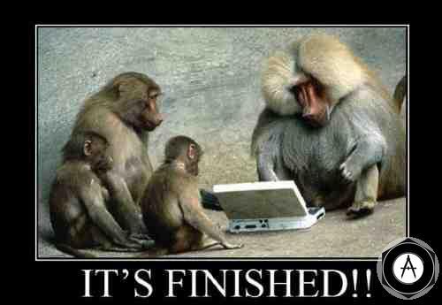 Its Finished эволюция