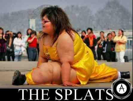 The splats ШПАГат