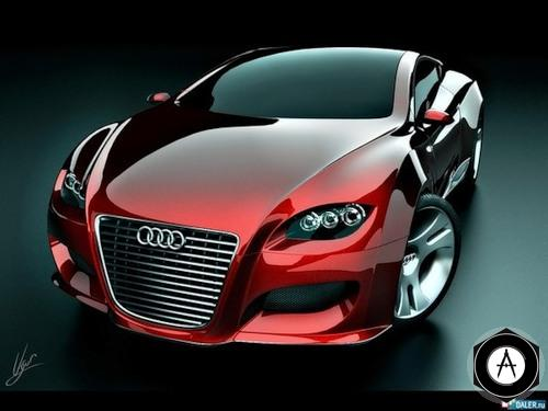 AUDI concept R8