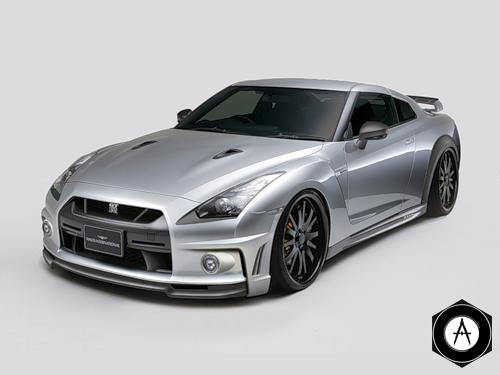 Concept Nissan GT