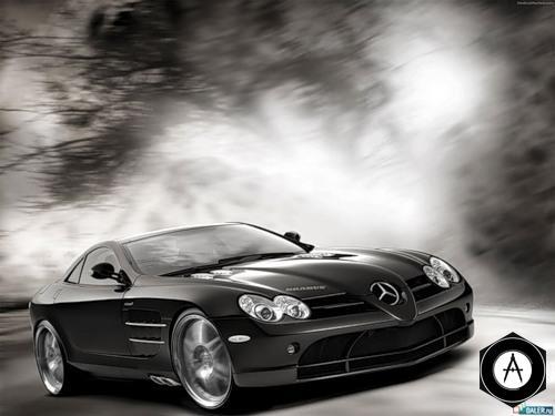 Mercedes SLR BRABUS