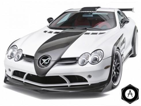 Mercedes SLR HAMANN