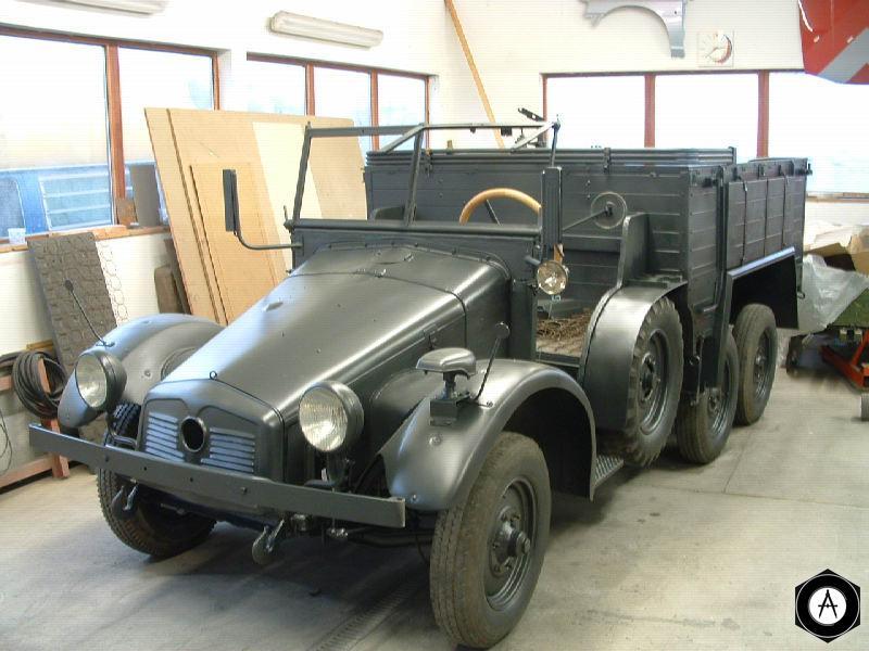 Krupp L2H43 Kfz