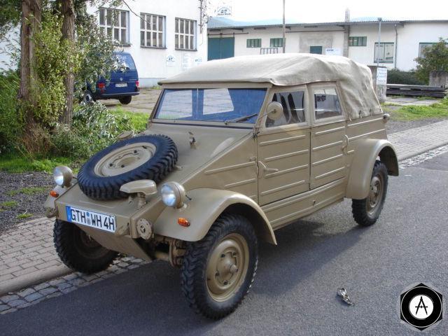 Kubelwagen Фольксваген82