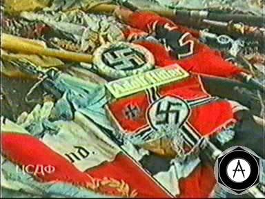 Парад победы 1945 года Parad color 2000