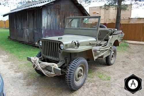 Willys MB 4