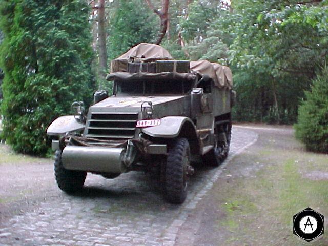 БТР М3 1