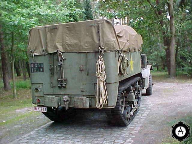 БТР М3 1 rear