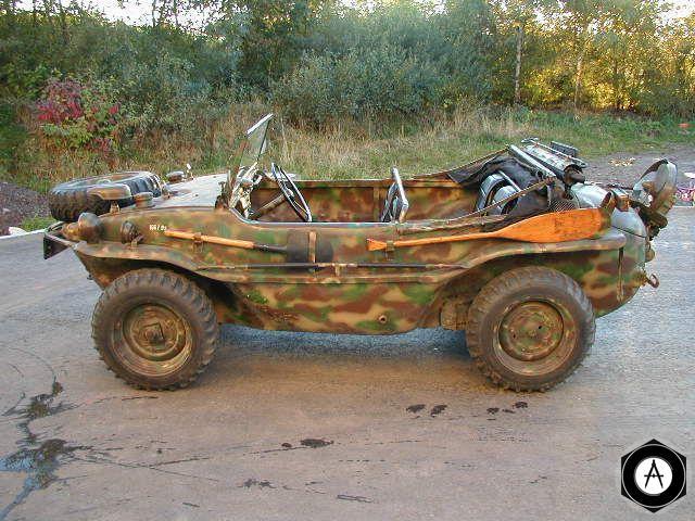 Фольксваген 166 Schwimwagen