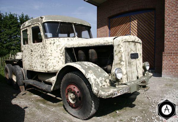 KAELBLE Z6 Baujahr 1943
