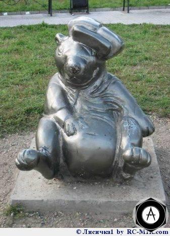 Ангарск Памятник