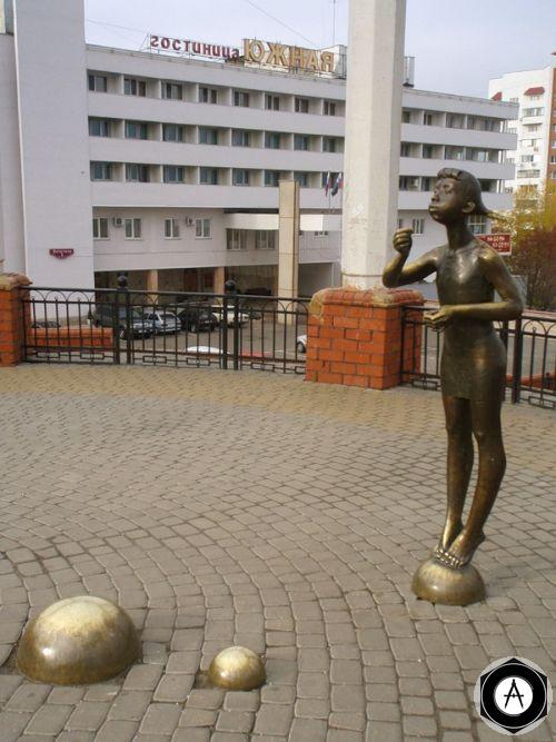 Белгород девочка и пузыри