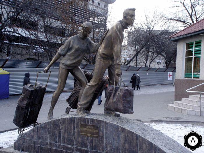 Белгородским челнокам