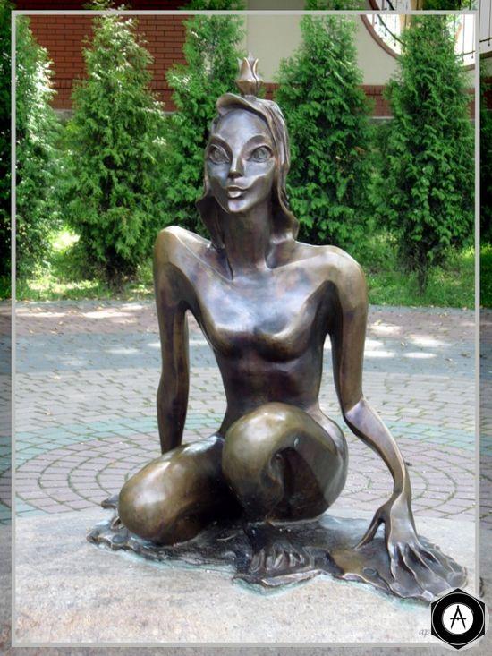 Калининград царевна уже не лягушка