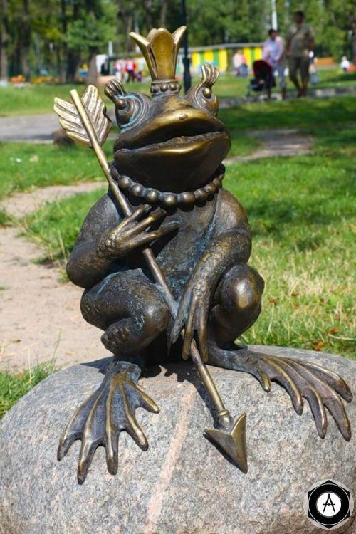 Калининград Царевна-лягушка