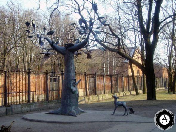 Кронштадт Дерево Счастья