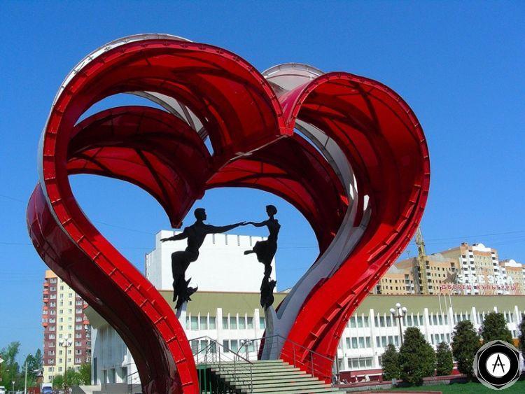 Наро-Фоминск влюблённые сердца
