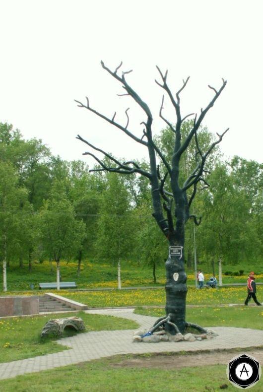 Петрозаводск Дерево желаний