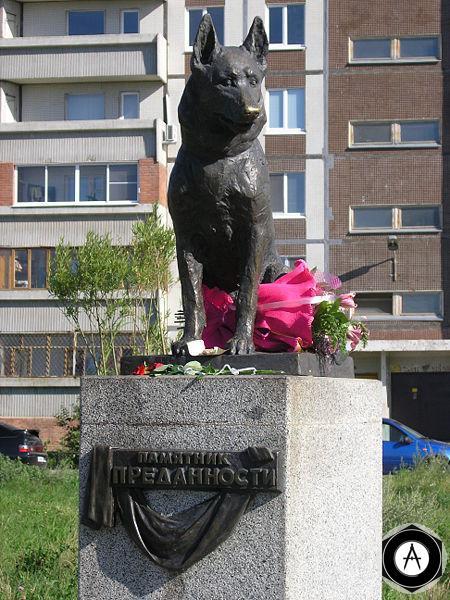 Тольятти Памятник Преданности