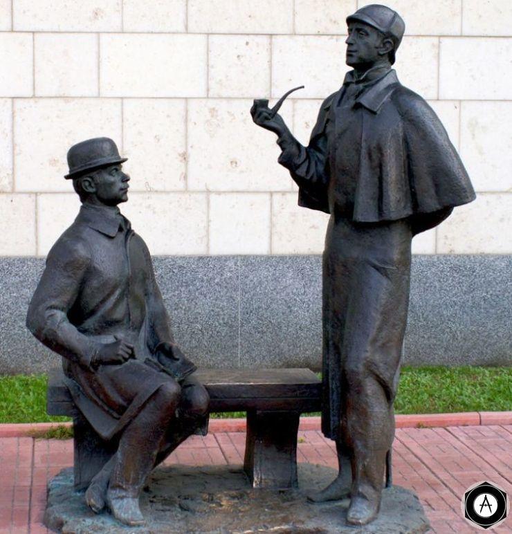 Шерлок Холмс и Москва доктор Ватсон