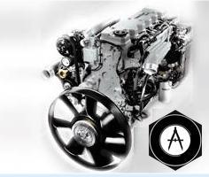 двигатель IVECO eurocargo
