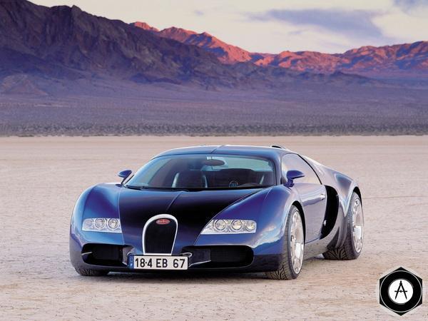 Bugatti Veyron 16