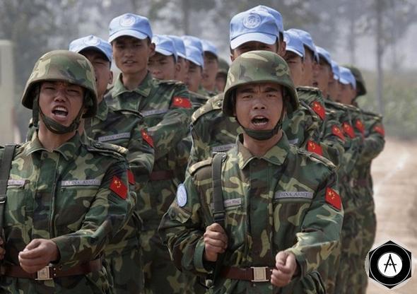 китайцы в ООН