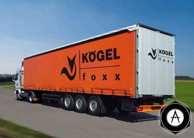 Шторник Mega-Foxx