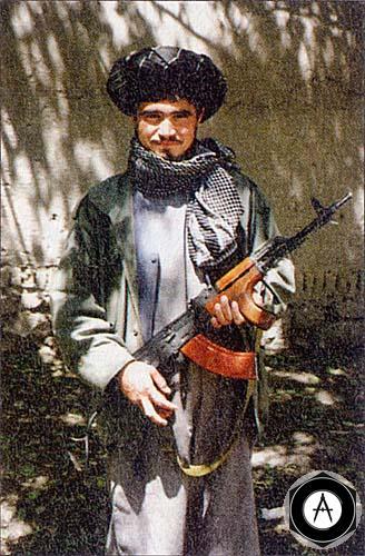 в Афганистане доминировали АКМ иранского производства