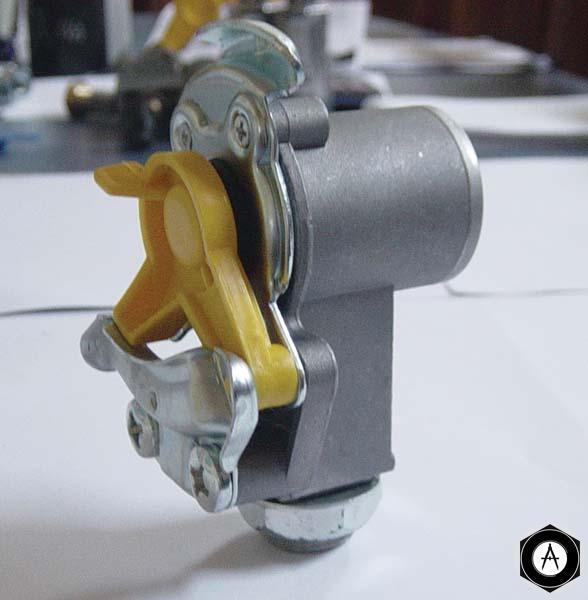 9522010010 Пневмоголовка с фильтром M16x,5
