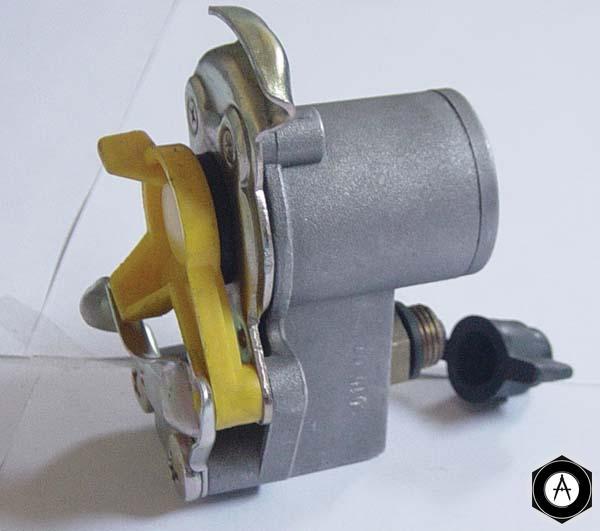 9522010080 Пневмоголовка с фильтром M16x,5