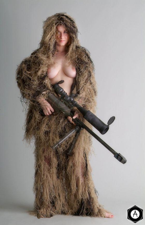 нежный снайпер