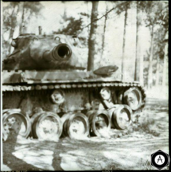 брошенный М48