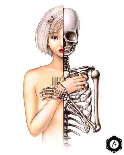 строение скелет и тело_trevor-brown