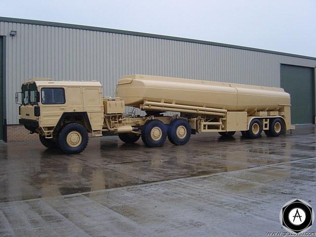 МАН 28360 6x6 АТЗ топливозаправщик цистерна 24000 литров