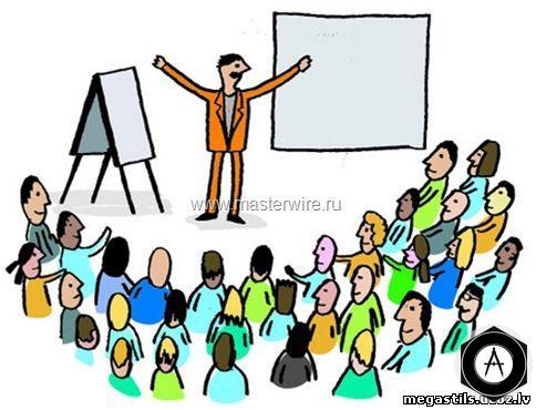 Мастер-класс ориентирован на руководителей предприятий, владельцев