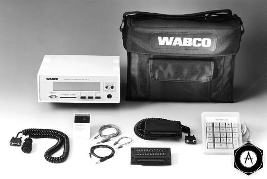 4463003200 Диагностический контроллер WABCO