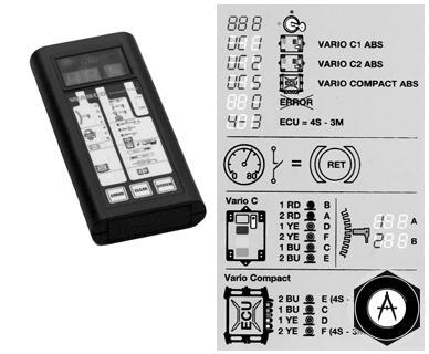 4463004000 компакт тестер для систем ABS